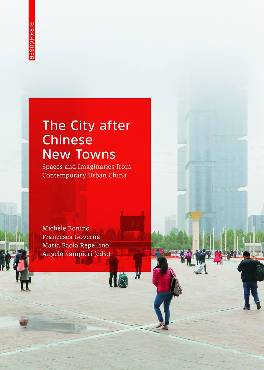 The City after Chinese New Towns_cover