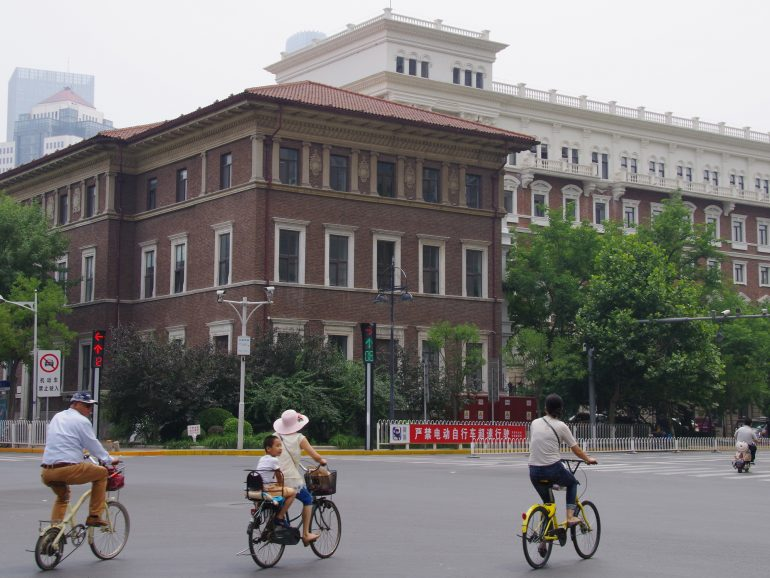 Daniele Ruffinoni e la Concessione italiana. Strategie, modelli, eredità di un progettista a Tianjin, Cina.