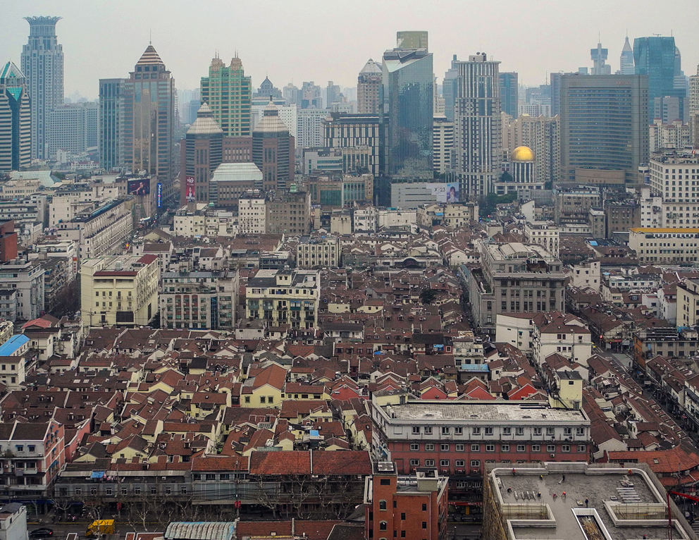 4_Shanghai Lilong