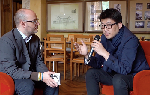 Interview with the Architect Gong Dong