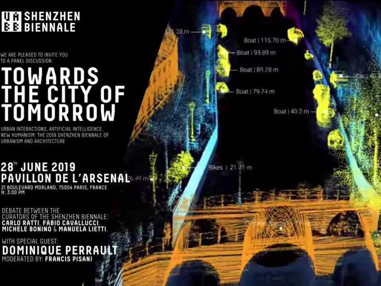 TOWARDS THE CITY OF TOMORROW UABB Biennale – PARIS promotional event