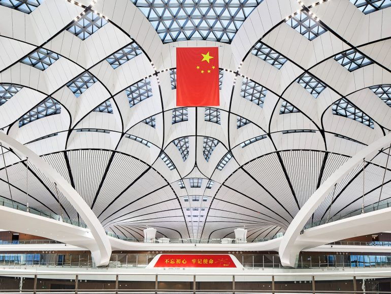 Beijing-Daxing, record airport
