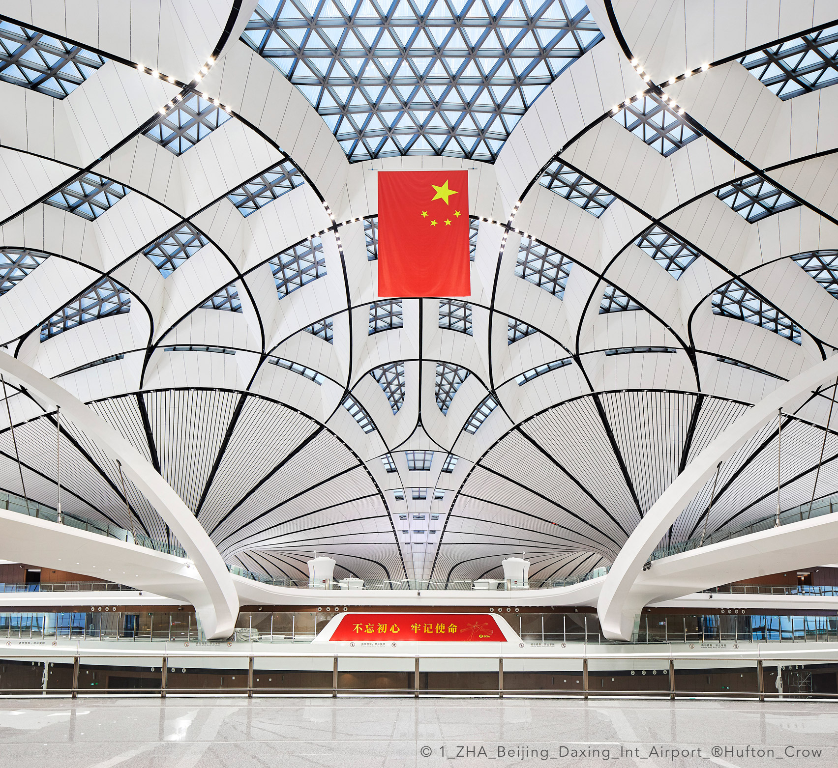 1_ZHA_Beijing_Daxing_Int_Airport_®Hufton_Crow