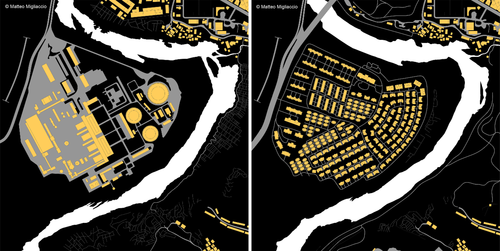 migliaccio rearticulation of urban process