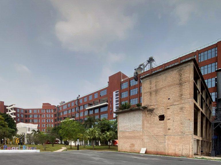 Guangzhou: the Pearl River Piano Cultural Park designed by Politecnico di Torino opens to the public