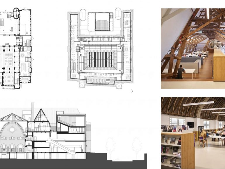 The Regenerative Role of Tectonics: From Post Office to the Utrecht Central Library by Rijnboutt Architects